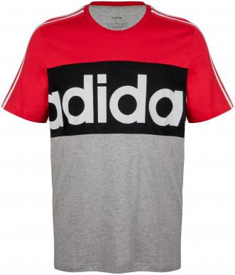 Футболка мужская Adidas Essentials Colorblock
