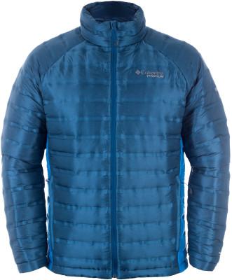 Куртка пуховая мужская Columbia Titan Ridge, размер 46-48