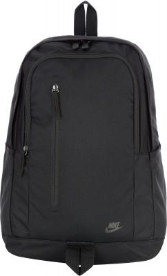 Рюкзак Nike All Access SoledayРюкзаки<br>Рюкзак nike all access soleday (маленький размер) из прочного материала позволяет надежно и аккуратно хранить экипировку благодаря множеству карманов на молнии.