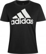 Футболка женская adidas Badge Of Sport Logo