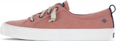 женские полуботинки sperry, розовые