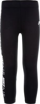 Легинсы для девочек Nike, размер 110Брюки <br>Для самых маленьких поклонниц спортивного стиля - хлопковые легинсы от nike.