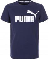 Футболка для мальчиков Puma Ess Logo Tee
