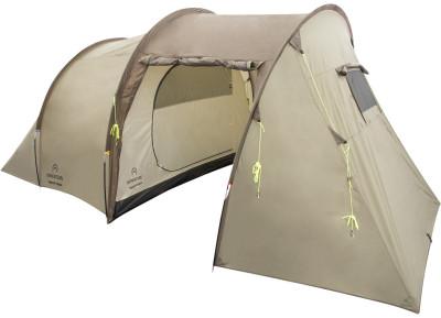 Outventure Camper 4 BasicУдобная четырехместная палатка от outventure для кемпинга и выездов на природу.<br>Назначение: Кемпинговые; Количество мест: 4; Наличие внутренней палатки: Да; Тип каркаса: Внешний; Геометрия: Полубочка; Водонепроницаемость: Высокая; Ветроустойчивость: Низкая; Вес, кг: 8,7; Размер в собранном виде (д х ш х в): 460 x 260 x 180 см; Размер в сложенном виде (дл. х шир. х выс), см: 64 x 19 x 19; Размер тамбура (д х ш х в): 250 x 260 x 180 см; Количество комнат: 1; Количество входов: 1; Вентиляционные окна: Да; Количество вентиляционных окон: 1; Диаметр дуг: 9,5 мм, 11 мм; Внешний тент: Да; Усиленные углы: Да; Количество оттяжек: 8; Крепление для фонаря: Да; Водонепроницаемость тента: 2000 мм в.ст.; Водонепроницаемость дна: 10 000 мм в.ст.; Проклеенные швы: Да; Противомоскитная сетка: Да; Материал тента: Полиэстер; Материал внутренней палатки: Полиэстер; Материал дна: Армированный полиэтилен; Материал каркаса: Фибергласс; Материал колышков: Сталь; Вид спорта: Кемпинг; Производитель: Outventure; Артикул производителя: 0KE117T1; Срок гарантии: 2 года; Страна производства: Бангладеш; Размер RU: Без размера;