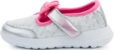 Кроссовки для девочек Skechers Go Walk Joy-Flashy Darling, размер 21