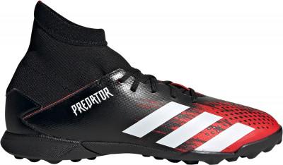 Бутсы для мальчиков Adidas Predator 20.3 TF, размер 33