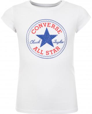 Футболка для девочек Converse