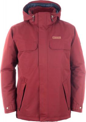 Куртка утепленная мужская Columbia Rugged PathУтепленная куртка columbia rugged path - отличный выбор для путешествий. Сохранение тепла технология omni-heat эффективно сохраняет тепло тела.<br>Пол: Мужской; Возраст: Взрослые; Вид спорта: Путешествие; Вес утеплителя на м2: 160 г/м2; Наличие мембраны: Нет; Возможность упаковки в карман: Нет; Регулируемые манжеты: Да; Длина по спинке: 79 см; Покрой: Прямой; Светоотражающие элементы: Нет; Дополнительная вентиляция: Нет; Проклеенные швы: Да; Длина куртки: Длинная; Наличие карманов: Да; Капюшон: Не отстегивается; Мех: Отсутствует; Количество карманов: 4; Водонепроницаемые молнии: Нет; Застежка: Молния; Материал верха: 100 % полиэстер; Материал подкладки: 100 % полиэстер; Материал утеплителя: 100 % полиэстер; Технологии: Omni-Heat, Omni-Tech; Производитель: Columbia; Артикул производителя: 1737571837XL; Страна производства: Вьетнам; Размер RU: 52-54;