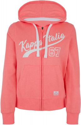 Джемпер женский Kappa, размер 44Джемперы<br>Выделись из толпы с комфортным и ярким джемпером от kappa! Отличный выбор для образа в спортивном стиле. Уникальный дизайн контрастные цвета для эффектного образа.