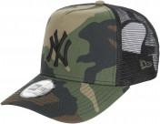 Бейсболка New Era Clean Trucker NY Yankees