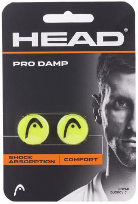 Виброгаситель Head Pro DampВиброгаситель head pro damp из мягкого силиконового материала эффективно поглощает вибрации, гарантируя максимальный комфорт во время удара.<br>Материалы: Полиуретан; Вид спорта: Теннис; Производитель: Head; Артикул производителя: 285515; Срок гарантии: 1 год; Страна производства: Китай; Размер RU: Без размера;