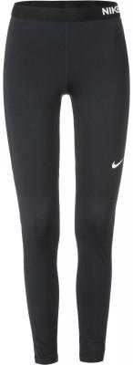 Легинсы женские Nike Pro CoolЖенские легинсы nike pro cool идеально подойдут для интенсивных тренировок. Отведение влаги технология nike dri-fit гарантирует эффективный влагоотвод.<br>Пол: Женский; Возраст: Взрослые; Вид спорта: Фитнес; Силуэт брюк: Облегающий; Технологии: Nike Dri-FIT; Производитель: Nike; Артикул производителя: 725477-010; Страна производства: Вьетнам; Материал верха: 80 % полиэстер, 20 % спандекс; Размер RU: 42-44;
