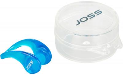 Зажим для носа JossБеруши joss незаменимы во время занятий плаванием в бассейне. Изделие продается в многоразовой упаковке.<br>Пол: Мужской; Возраст: Взрослые; Вид спорта: Плавание; Производитель: Joss; Артикул производителя: S17AJSA0Z2; Страна производства: Китай; Материалы: Поликарбонат, термопластичный эластомер; Размер RU: Без размера;