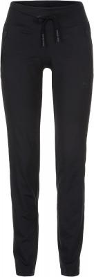 Брюки женские Demix, размер 46Брюки <br>Практичные брюки для фитнеса от demix. Свобода движений продуманный прямой крой позволяет двигаться легко и естественно.