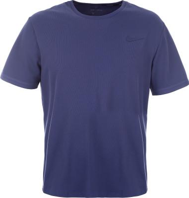 Футболка мужская Nike Court Dry ChallengerТехнологичная футболка nikecourt dry challenger - оптимальный выбор для тенниса.<br>Пол: Мужской; Возраст: Взрослые; Вид спорта: Теннис; Покрой: Прямой; Плоские швы: Да; Материалы: 100 % полиэстер; Технологии: Nike Dri-FIT; Производитель: Nike; Артикул производителя: 943685-498; Страна производства: Таиланд; Размер RU: 50-52;