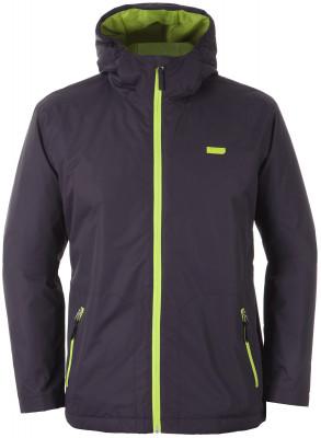 Куртка утепленная мужская TermitМужская сноубордическая куртка от termit.<br>Пол: Мужской; Возраст: Взрослые; Вид спорта: Сноубординг; Наличие мембраны: Да; Регулируемые манжеты: Нет; Водонепроницаемость: 1500 мм; Паропроницаемость: 1500 г/м2/24 ч; Защита от ветра: Да; Вес утеплителя на м2: 100 г/м2; Покрой: Прямой; Дополнительная вентиляция: Да; Проклеенные швы: Нет; Длина куртки: Средняя; Датчик спасательной системы: Нет; Капюшон: Не отстегивается; Мех: Отсутствует; Снегозащитная юбка: Да; Количество карманов: 3; Карман для маски: Нет; Карман для Ski-pass: Да; Выход для наушников: Нет; Длина по спинке: 79 см; Водонепроницаемые молнии: Нет; Артикулируемые локти: Да; Совместимость со шлемом: Нет; Материал верха: 100 % полиэстер; Материал подкладки: 100 % полиэстер; Материал утеплителя: 100 % полиэстер; Производитель: Termit; Артикул производителя: TEJAM15V4M; Страна производства: Китай; Размер RU: 48;