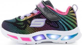 Кроссовки для девочек Skechers Litebeams-Pretty Gleam
