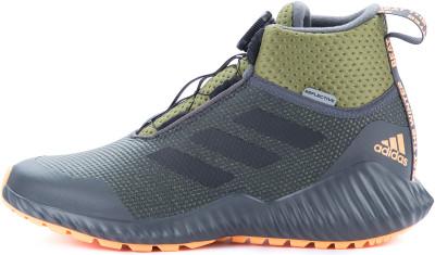 Кроссовки детские утепленные Adidas FortaTrail BOA, размер 35