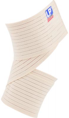 Бинт для голеностопа LP 634Суппорты<br>Бинт для поддержки слабых и поврежденных тканей в области голеностопа. Не теряет эластичность после стирок.