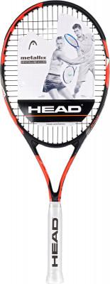 Ракетка для большого тенниса Head 27 DiscoveryРакетка discovery - хороший выбор для первых шагов в теннисе. Маневренность небольшой вес ракетки обеспечивает маневренность.<br>Вес (без струны), грамм: 265; Размер головы: 660 кв.см; Длина: 27; Баланс: 335 мм; Струнная формула: 16х19; Вид спорта: Большой теннис; Производитель: Head; Артикул производителя: 234906; Страна производства: Китай; Размер RU: Без размера;