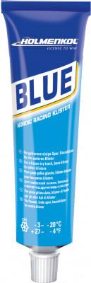 Мазь держания для беговых лыж HOLMENKOL KlisterBlue