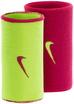 Напульсник Nike Dri-Fit Home & Away Doublewide Wristband