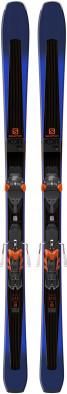 Горные лыжи Salomon XDR 88 + D Warden MNC 13