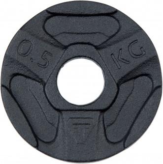 Блин Torneo стальной 0,5 кг, 2020-21