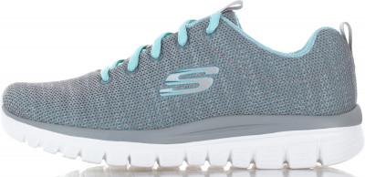 Кроссовки женские Skechers Graceful, размер 40,5