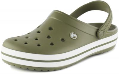 Шлепанцы Crocs Crocband, размер 43-44 Дугна объявления новое