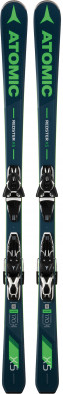 Горные лыжи Atomic Redster X5 + E Ft 11 Gw