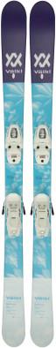 Горные лыжи детские Volkl Bash W Jr + 7.0