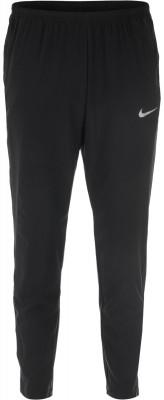 Брюки мужские Nike FlexМужские брюки для бега от nike. Отведение влаги технология nike dri-fit служит для эффективного отвода влаги. Комфорт молнии внизу штанин служат для удобства переодевания.<br>Пол: Мужской; Возраст: Взрослые; Вид спорта: Бег; Силуэт брюк: Прямой; Светоотражающие элементы: Есть; Технологии: Nike Dri-FIT; Производитель: Nike; Артикул производителя: 856894-010; Страна производства: Вьетнам; Материал верха: 86 % полиэстер, 14 % спандекс; Размер RU: 50-52;
