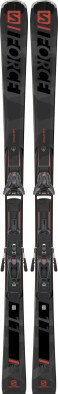 Горные лыжи + крепления Salomon E S/FORCE 11 + E Z12 GW