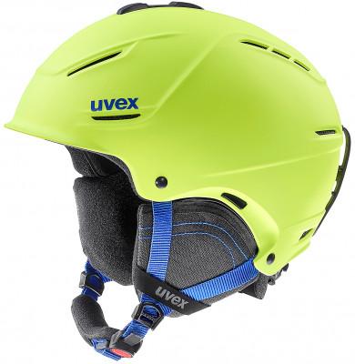 Шлем Uvex P1us 2.0Шлемы<br>Удобный шлем от uvex с конструкцией technology обеспечит безопасность на склоне.