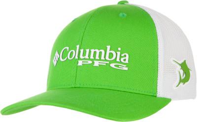 Бейсболка Columbia PFG Mesh, размер 58-59Головные уборы<br>Удобная бейсболка из высококачественного полиэстера от columbia. Отведение влаги технология omni-wick максимально быстро отводит влагу.