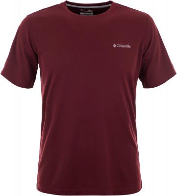 Футболка мужская Columbia Utilizer, размер 48-50Футболки<br>Мужская футболка из высококачественного синтетического материла от columbia станет удачным выбором для походов и активного отдыха на природе.
