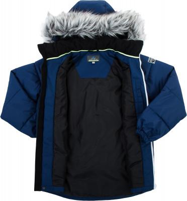 Фото 6 - Куртку утепленная для мальчиков Luhta Lahis, размер 164 синего цвета