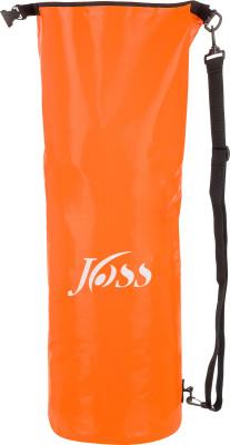 Герморюкзак Joss, 40 лНепромокаемый герморюкзак для водных походов и сплавов.<br>Пол: Мужской; Возраст: Взрослые; Вид спорта: Водный спорт; Состав: тарпаулин; Производитель: Joss; Артикул производителя: DBG-40L; Срок гарантии: 2 года; Страна производства: Тайвань; Размер RU: Без размера;