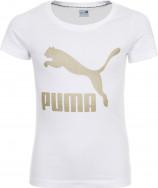 Футболка для девочек Puma Classics Logo