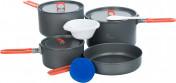Набор посуды: 3 котелка, сковорода Fire-Maple FEAST 5