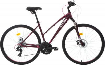 Urban 2.0 Lady 28 (2019), размер 172-182Велосипеды<br>Продвинутый городской велосипед, который станет отличным выбором для прогулок по городу и активного отдыха управляемость колеса стандарта 700с обеспечат хороший накат и удов
