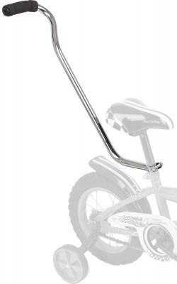 Рукоятка для детского велосипеда SternУдобная рукоятка для детского велосипеда от stern. Особенности модели удлиненная рукоятка позволит родителям управлять движением велосипеда крепится к подседельному штырю.<br>Материалы: Металл, пенополиуретан; Вид спорта: Велоспорт; Производитель: Stern; Артикул производителя: CKBH-1L.; Страна производства: Китай; Размер RU: Без размера;