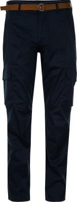 Брюки мужские Merrell, размер 48Брюки <br>Удобные хлопковые брюки от merrell пригодятся в путешествиях. Натуральные материалы натуральный хлопок гарантирует комфорт и воздухообмен.