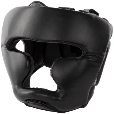 Шлем тренировочный, Черный, 57-58