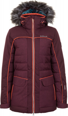 Куртка пуховая женская Glissade, размер 54