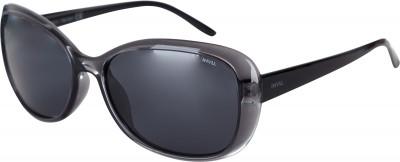Солнцезащитные очки женские InvuЖенские солнцезащитные очки от invu - оптимальное сочетание качества и эффектного дизайна.<br>Возраст: Взрослые; Пол: Женский; Цвет линз: Серый; Цвет оправы: Серый, черный; Назначение: Городской стиль; Вид спорта: Активный отдых; Ультрафиолетовый фильтр: Да; Поляризационный фильтр: Да; Зеркальное напыление: Нет; Категория фильтра: 3; Материал линз: Полимер; Оправа: Пластик; Технологии: Ultra Polarized; Производитель: Invu; Артикул производителя: B2812A; Срок гарантии: 1 месяц; Страна производства: Китай; Размер RU: Без размера;