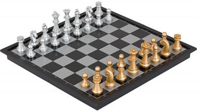 Настольная игра Магнитные шахматы TorneoДанная модель подкупает своим оригинальным цветовым решением и привлекательным дизайном.<br>Размеры (дл х шир х выс), см: 25 х 25; Состав: Пластик, металл; Вид спорта: Шахматы; Производитель: Torneo; Артикул производителя: TRN-SH2; Срок гарантии: 1 год; Страна производства: Тайвань; Размер RU: Без размера;