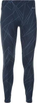 Тайтсы мужские Demix, размер 48Брюки <br>Технологичные тайтсы demix, выполненные из влагоотводящей ткани, оптимально подходят для занятий бегом.