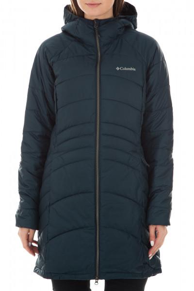44506f3c Куртка утепленная женская Columbia Karis Gale темно-синий цвет — купить за  9999 руб. в интернет-магазине Спортмастер